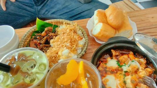 Mô Ri - Fruit Juice & Fast Food