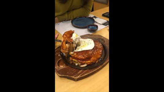 Botejyu Okonomiyaki - Bánh Xèo Nhật Bản - Saigon Centre