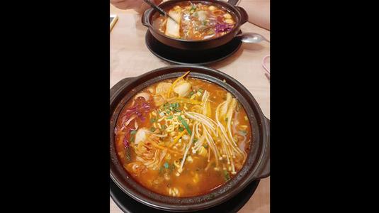 Phố Mì Cay Seoul 12 Cấp Độ - Bà Triệu