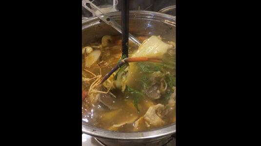 Khap Bun Kha - Món Thái