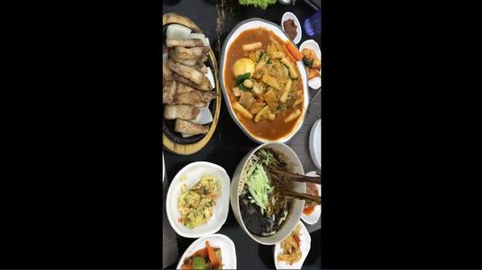 So Baek San - đúng vị Hàn