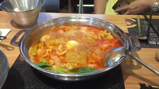 Spicy Box - Tokbokki Hot Pot - Vincom Mega Mall Thảo Điền