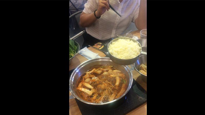 Spicy Box - Tokbokki Hot Pot