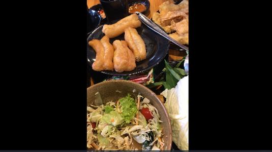 Lẩu buffet