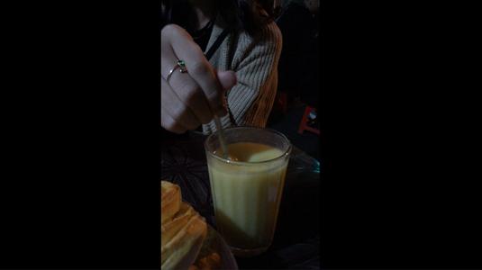 Sữa Đậu Nành - Tăng Bạt Hổ