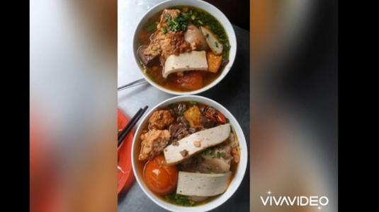 Canh Bún & Bún Riêu - Tôn Đản