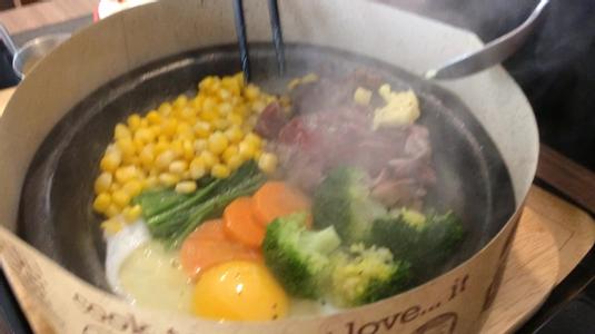 Tenderloin Steam Rice US with eggs