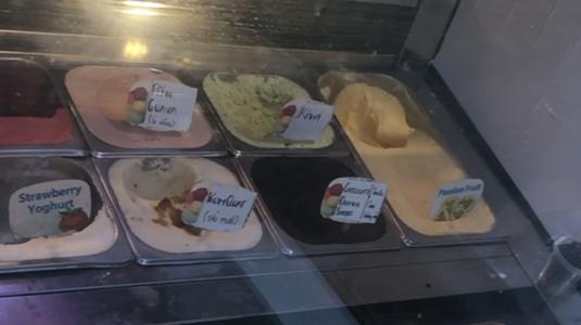Kem gelato ngon nhất sài gòn