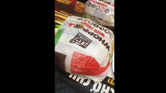 Burger King -***
