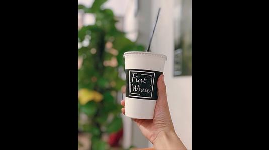Flat White Coffee, Teas & Cakes