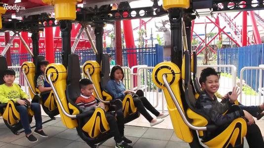Công viên Dragon Park ưu đãi khủng MUA 1 TẶNG 1 cho người Quảng Ninh!!!
