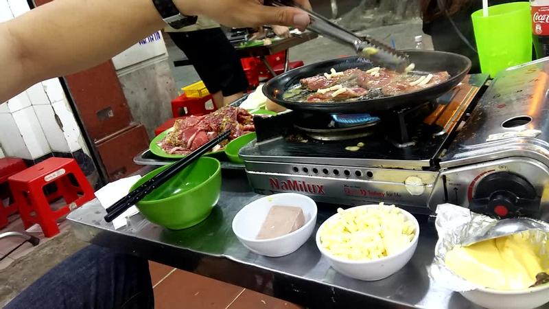 Bò Nướng Phố - Nguyễn Chí Thanh