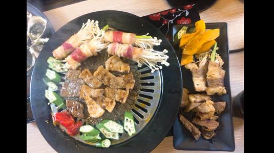 Ú BBQ - Đình Đông