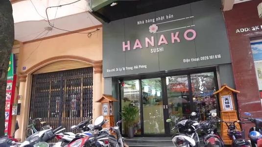 Hanako - Nhà Hàng Nhật Bản