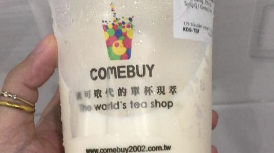 Trà Sữa Comebuy -***