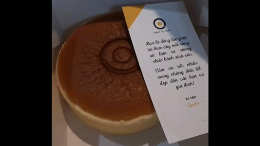 Cheesecake Baked By Quân - Shop Online
