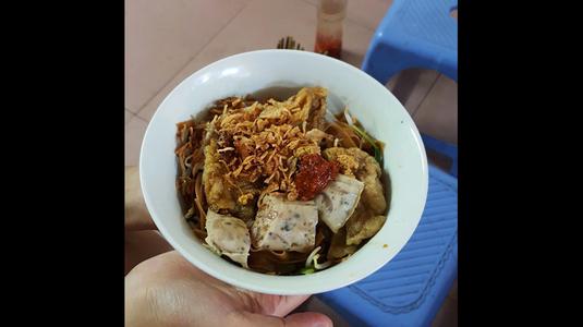 Bánh Đa Trộn & Bánh Đa Cua - Hàng Đồng