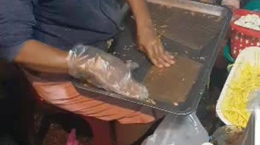 Bánh Tráng Trộn & Cuốn