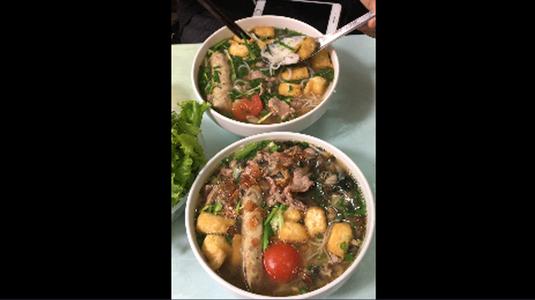 Bún Riêu Cua - Phan Phù Tiên