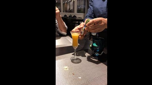 The Garlik De Tham Restaurant