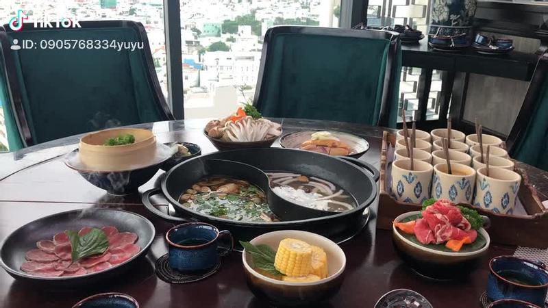 Thiên Long Hiên - Nhà Hàng Hồng Kông - New Orient Hotel