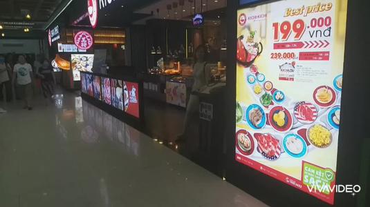 Kichi Kichi Lẩu Băng Chuyền - Vạn Hạnh Mall