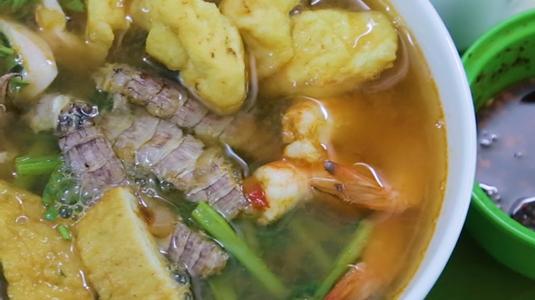 Tun Tun - Bún Hải Sản Hoa Quả