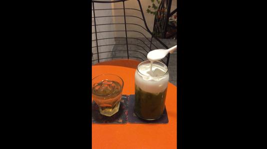 Trà Đào & Matcha Latte