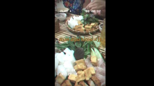 Quán 823 - Bún Đậu Mắm Tôm Hà Nội
