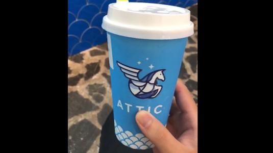 Attic Tea & Coffee
