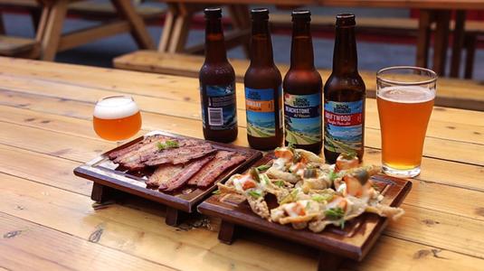 Lễ hội bia tại Ụt Ụt quán