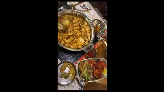 Dookki***- Lẩu & Buffet Tokpokki - Lotte Mart Tân Bình