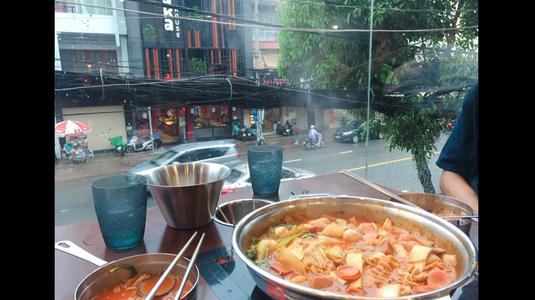 Dookki Việt Nam - Lẩu & Buffet Tokpokki - Nguyễn Gia Trí