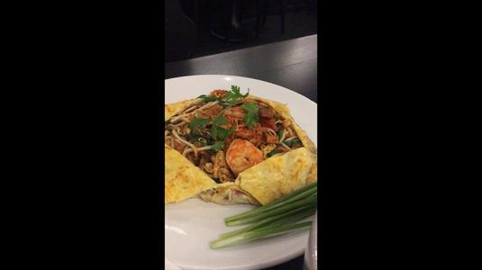Món Thái ngon giá phải chăng!