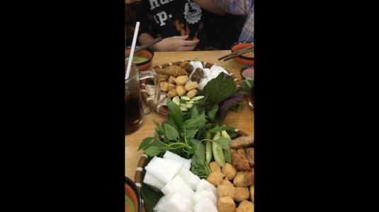 Bún Đậu Chí Phèo - Nguyễn Gia Trí