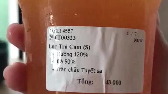 Toocha - Trà Sữa Không Mập -***