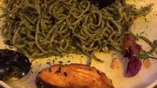 October Pasta Bistro -***
