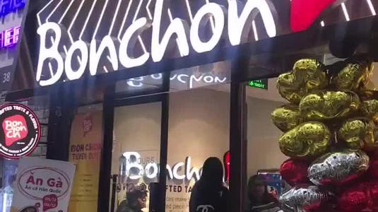 Bonchon Chicken***-***