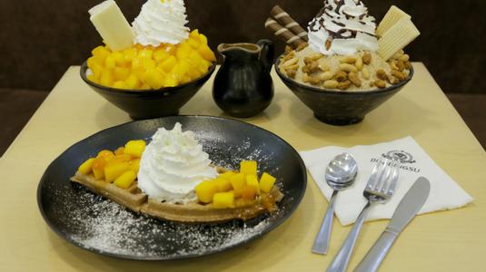 """Chẳng cần sang Hàn cũng ăn """"BINGSU MÁT LỊM"""" lại còn giảm 15%"""