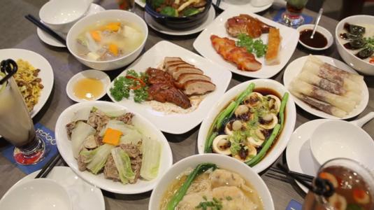 """Khám phá """"ẨM THỰC QUẢNG ĐÔNG"""" - Tặng vịt quay HongKong siêu xịn"""