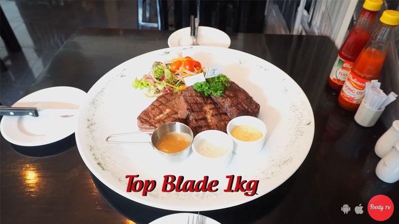 Top Blade 1kg