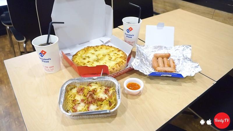 """Chu du tới Ý với """"PIZZA PHÔ MAI MASCARPONE"""" béo lịm người"""
