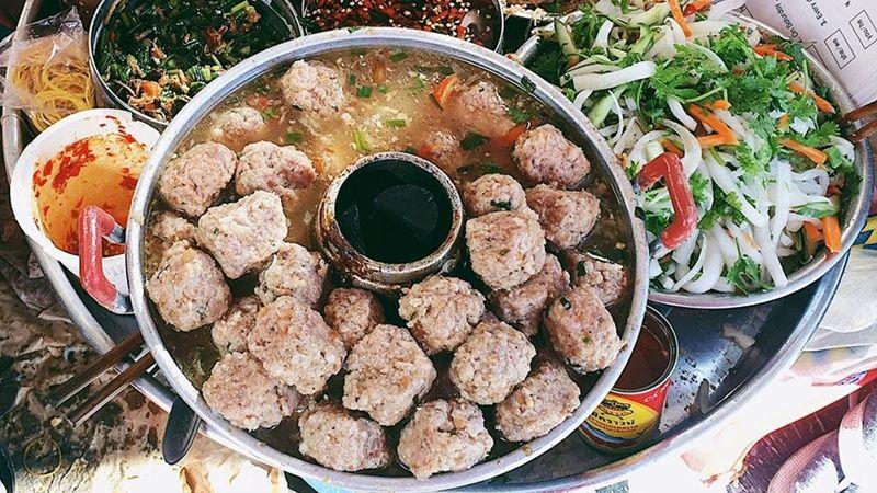 Kết quả hình ảnh cho đồ ăn Chợ Nguyễn Văn Trỗi (Quận 3)