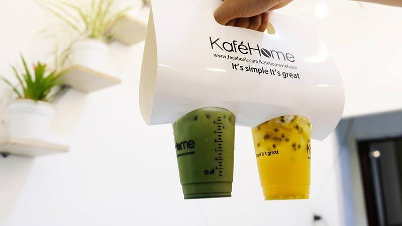 Kafe Home - Phan Đình Phùng