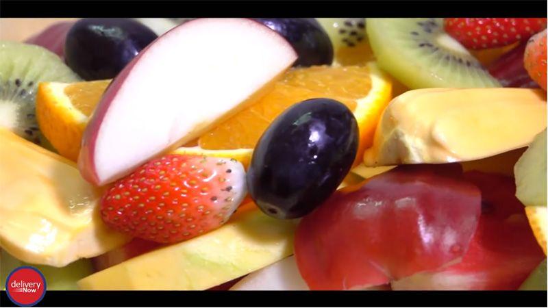 """Đa dạng trái cây bốn mùa tươi xanh tại """"TRÁI CÂY VUÔNG TRÒN"""""""
