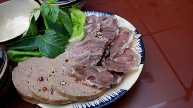 Nhâm nhi chút ít đặc sản thịt BÒ tươi ngon tại Bò Lế Rồ - Ship tận nơi
