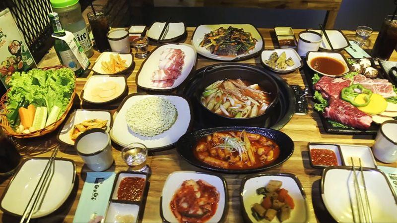 Nướng Hàn Quốc Gogi