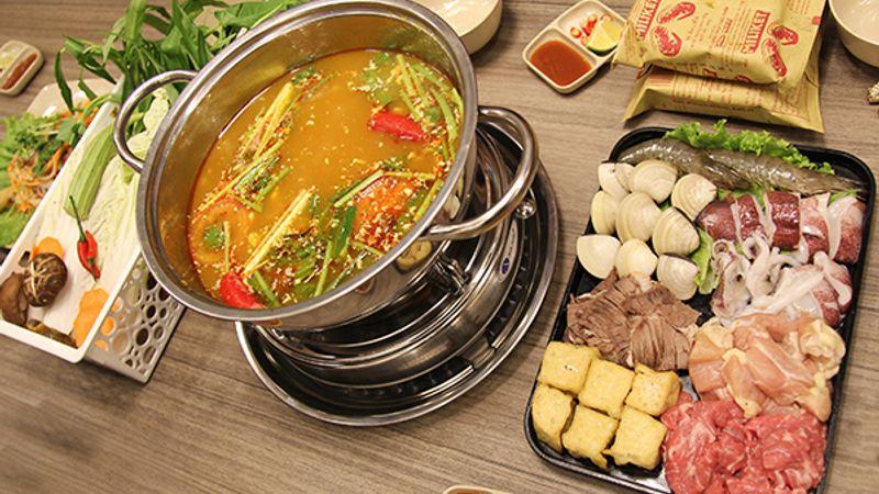 Món Thái chua cay, nhanh tay đánh chén