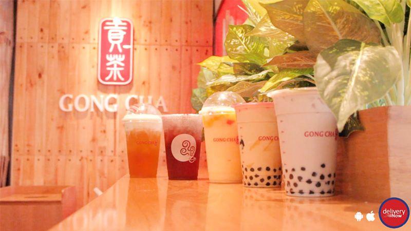 """Thỏa mãn cơn thèm cho tín đồ trà sữa tại """"GONGCHA"""" - Ship tận nơi"""
