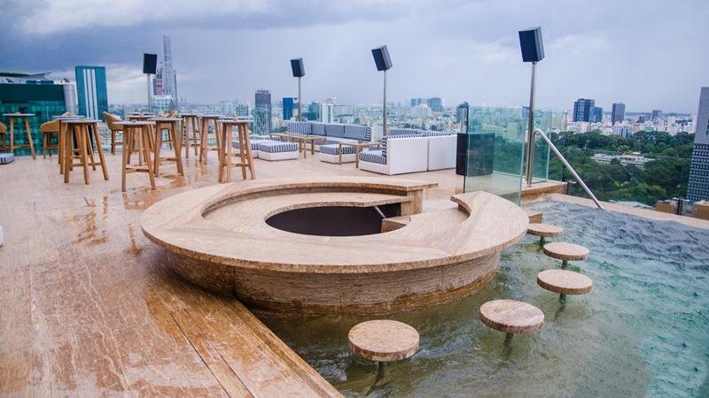 Social Pool Rooftop Bar